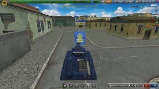 Tanki online Captura la bandera CLB #1
