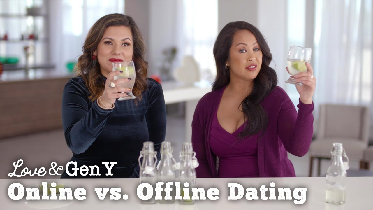 Online dating vs face to face