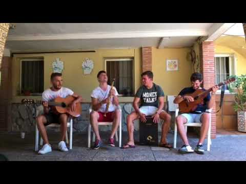 DEMARCO - LA ISLA DEL AMOR (cover Trébede Music)