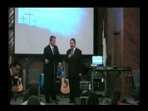 The Crusader's Ministries at Flower Acres Baptist Church in Texarkana, TX Easter Night part 2