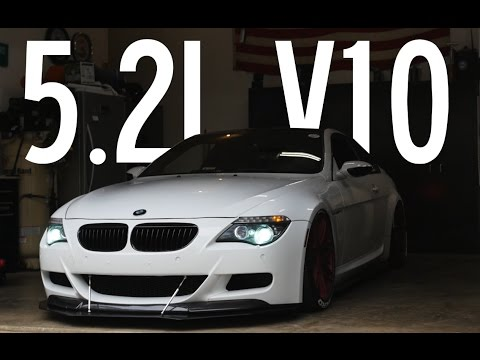6-Speed BMW M6- The Perfect Grand Tourer