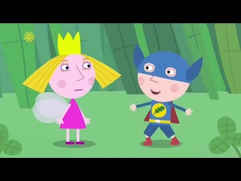 Ben And Holly's Little Kingdom SuperHeroes Episode 18 Season 2