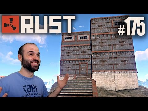 Rust #175 | PRUEBO UN SERVER x1000 Y HABLO SOBRE RUST | Gameplay Español