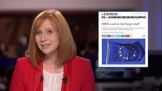Will British MEPs' salaries continue after Brexit?