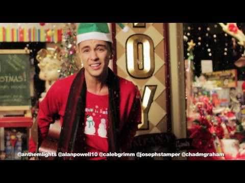 Anthem Lights - Simple Little Christmas (Official Video)