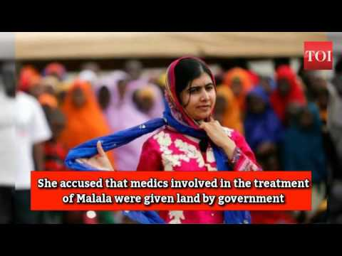 2012 attack on Malala was scripted: Pak lawmaker