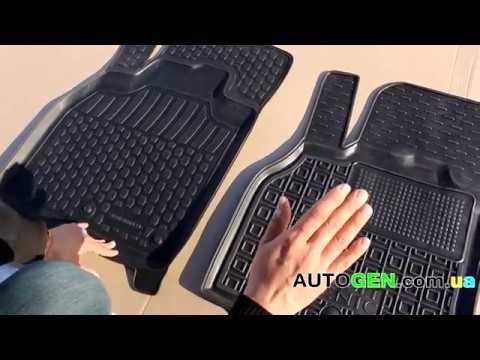 Сравнение и тест полиуретановых автомобильных ковриков Avto-Gumm, Lada-Locker и евро-ковриков