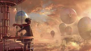 Steampunk Orchestral Music - The Great Port of the Air
