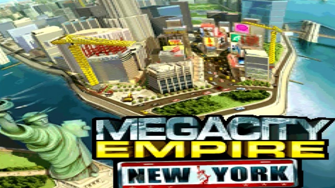 Megacity empire: new york java game for mobile. Megacity empire.