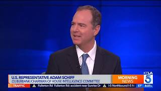 Rep. Schiff on KTLA: We Must Act to Protect Our Election