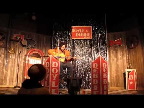 Evan Koch performing Like A Songbird That Has Fallen @Camp Bar Nov 17, 2014