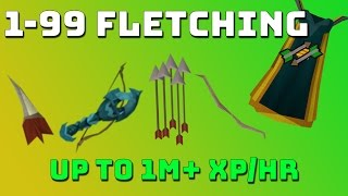 1-99 Fletching Guide [Runescape 3] Cheap & Fast