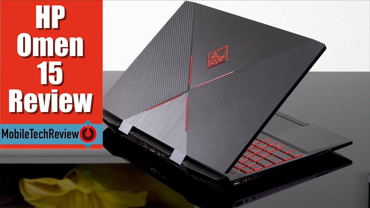 c705af2226b HP Omen 15 Review (2018) - YouTube