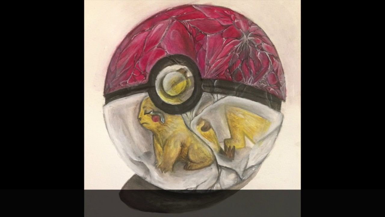 Broken Pikachu - YouTube