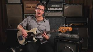 How to Play Roots & Fifths | Bass Guitar