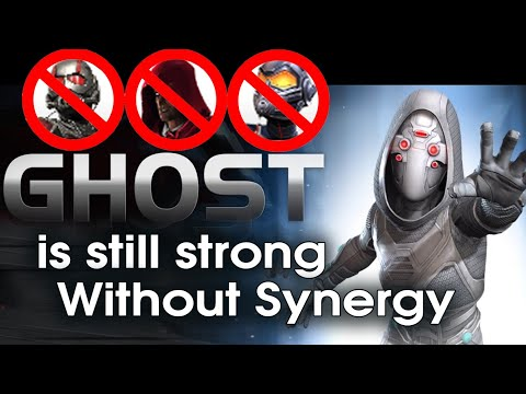 Ghost Duel Test Vs CG, Medusa Without Synergy Bonuses | MCOC Ghost No Synergy Bonuses