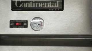 Continental Dial Thermometer Calibration