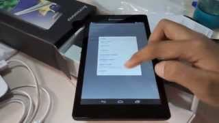 unboxing review lenovo tab 2 a7 10 indonesia