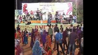 Gujarati Garba Song Navratri Live 2011 - Lions Club Kalol - Vikram Thakor - Mamta Soni Day-10 Part-8