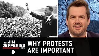 How Do You Build an Effective Protest Movement? - The Jim Jefferies Show
