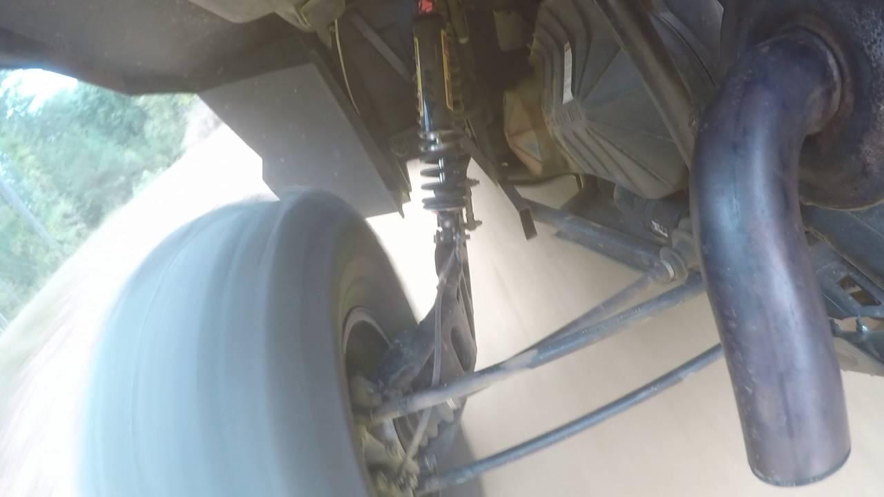 Elka Stage 4 suspension testing