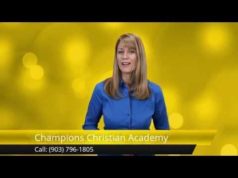 Champions Christian Academy (CCA) Atlanta, TX - 5 Star Review by Israel Y.