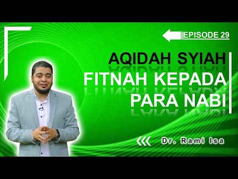 Aqidah Syiah: Fitnah Kepada Para Nabi