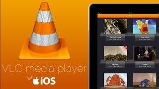 лучший видеоплеер для iPhone/iPad - VLC
