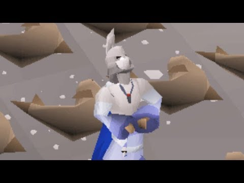 IRONMAN Uses DIRTY Trick to PK the PKers in Bounty Hunter!
