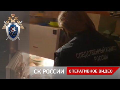 Брянские следователи проводят следственные действия на месте обнаружения ребенка