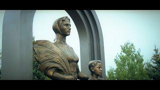 Открытие памятника труженикам тыла и детям войны. г. Октябрьский 2016 г.