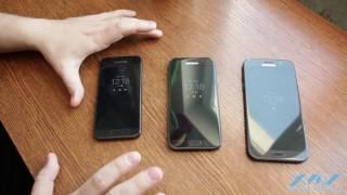 Чем различаются Samsung Galaxy A3 (2017), A5 (2017) и A7 (2017) - XDRV.RU