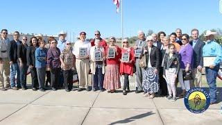 Rio Grande City Silver Star Park & Veterans Memorial Dr. Naming Ceremony