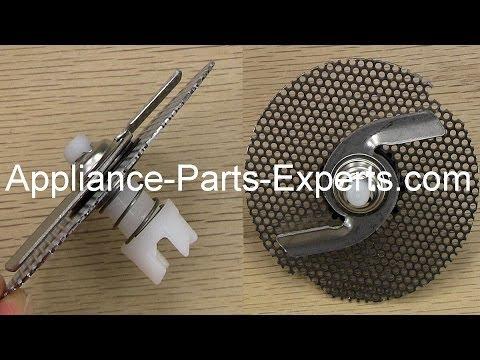 8268383 Dishwasher Chopper Blade Assembly Ap3039186