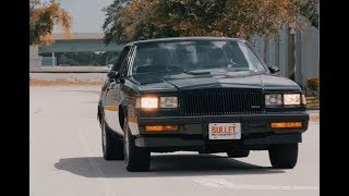 1987 Grand National Walkaround & Testdrive   Review Series