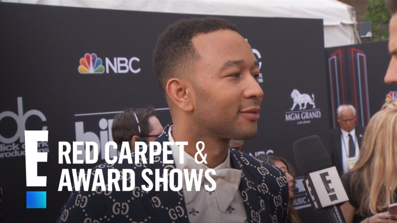 John Legend explains meaning behind son's name