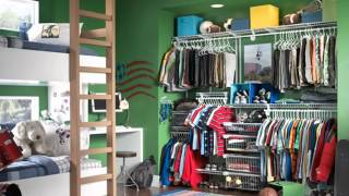 Diy Bedroom Closet Systems And Solutions From Closetmaid