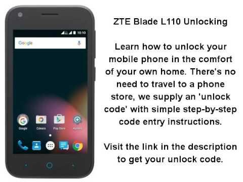 Reading Hands-on zte blade l110 unlock 05