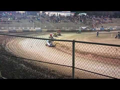 Plaza Park Raceway KOFC Rd7 6/8/18 Jr Sprint Main