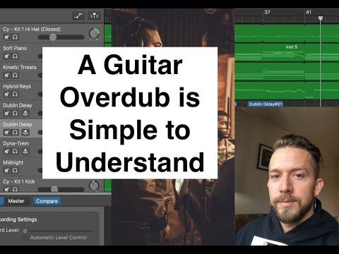 What Is A Guitar Overdub and What Is it Used For?