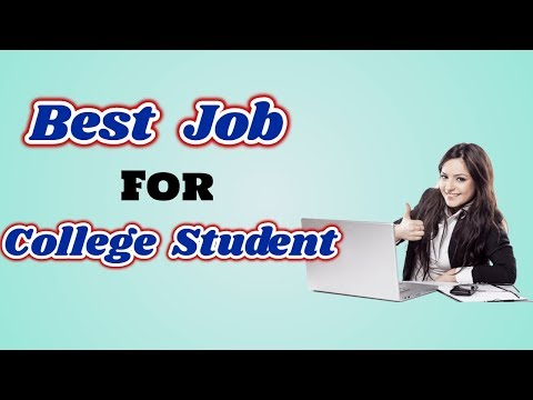 Best Job for College Student 🎓Online Jobs Without Investment