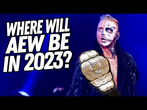 Where Will AEW Be In 2023? Going In Raw Mat Chat