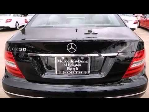 2014 Mercedes Benz C250 Sport Houston TX 77090