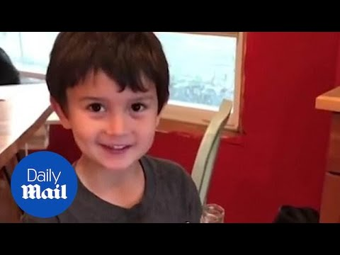 Kid Falls Immediately In Love With His First - VERY Sugary - Soda