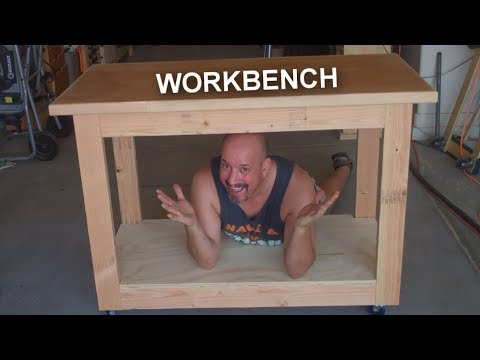 KREG Workbench with Casters