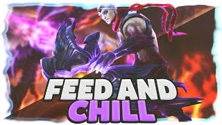 C9 Sneaky | Varus | Feed and Chill With Meteos