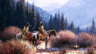 Native American Traditional Cree Music