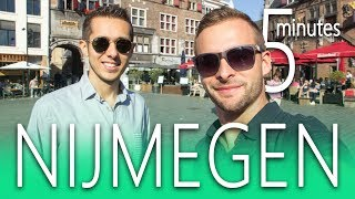 NIJMEGEN in 5 minutes | NETHERLANDS 👍 DRONE VIDEOS