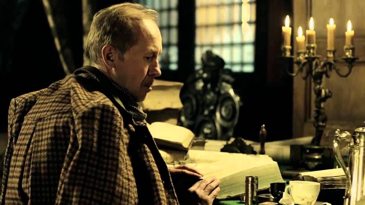 шерлок холмс 1 сезон 1 серия знакомство