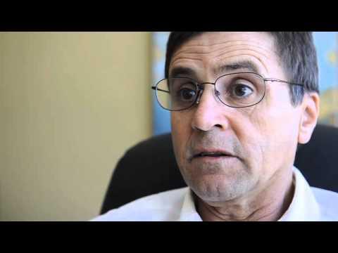 Hassan Diab talks to Citizen reporter Chris Cobb